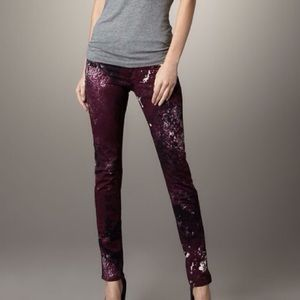 Rag and Bone Legging in Galaxy